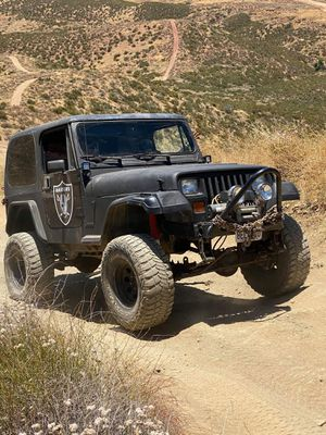 Jeep wrangler yj 4.0 for Sale in Windsor Hills, CA