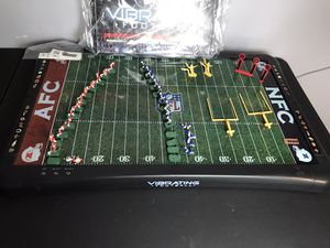 RARE EXCALIBUR NFL TABLETOP VIBRATING ELECTRONIC FOOTBALL GAME AFC NFC! YS for Sale in French Creek, WV