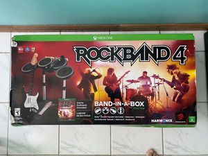 Rockband 4 Xbox One for Sale in Schiller Park, IL