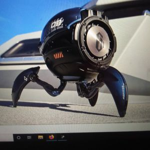 New In Box Gravastar sci Fi Blue led Folding Legs 10+hours Play Time for Sale in St. Petersburg, FL