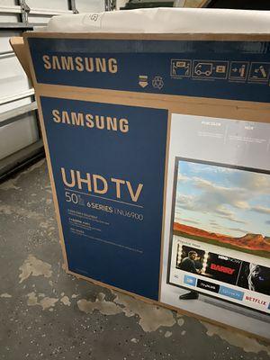 "Samsung UHD TV 50"" 6 Series NU6900 for Sale in Corpus Christi, TX"
