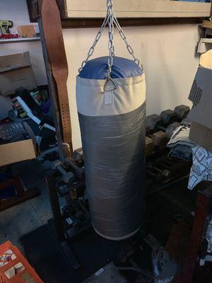 Everlast punching bag for Sale in Philadelphia, PA