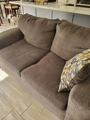 Excellent Sofa and loveseat $499 for Sale in Pembroke Pines, FL
