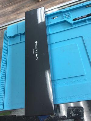 Brand New Apple Watch Nike+ Series 3 38mm Black for Sale in Seattle, WA