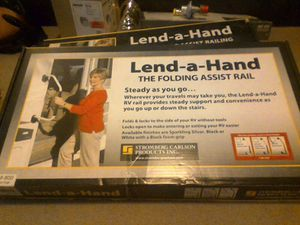 RV lend a hand handrails for Sale in Creswell, OR