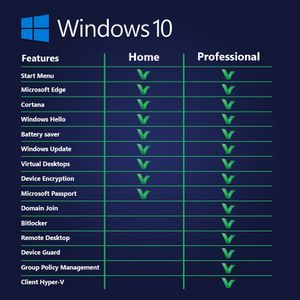 Microsoft Windows 10 Professional 100 % Authentic for Sale in Chicago, IL