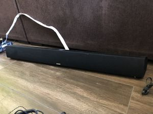 Polk audio sound bar for Sale in Chandler, AZ