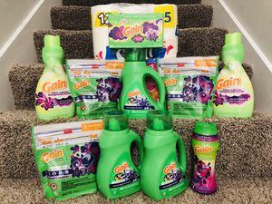 Detergent bundle for Sale in Suwanee, GA