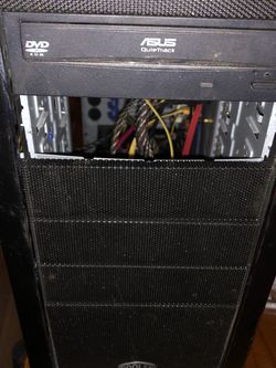 Computer For Parts And Monitor for Sale in Vancouver,  WA