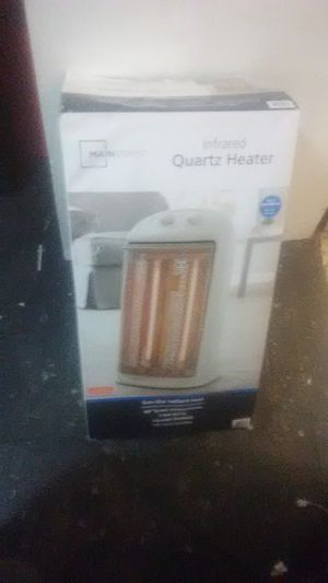 BRAND NEW infrared quartz heater for Sale in Federal Way, WA