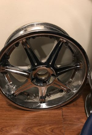 5x135 20 inch rims all 4 for Sale in Hillsboro, OR