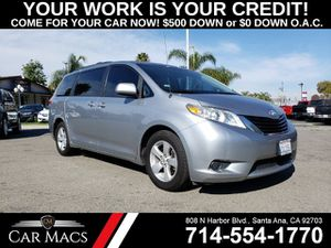 2011 Toyota Sienna for Sale in Santa Ana, CA