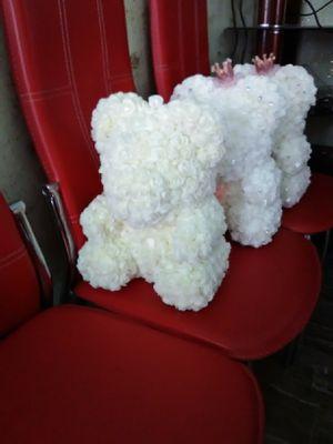 Rose teddy bear for Sale in Huntington Beach, CA
