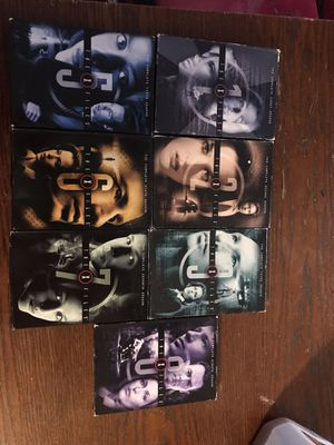 The x files seasons for Sale in Springdale, AR