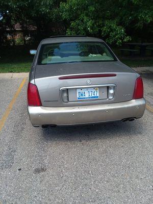 2002 Cadillac Deville for Sale in Grand Rapids, MI