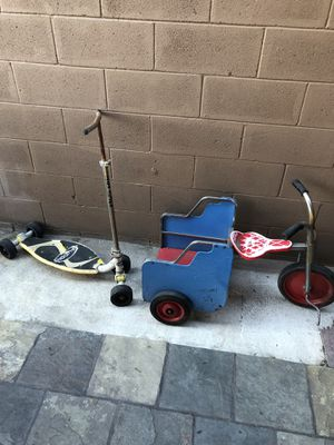 Bike and Scooter for Sale in Long Beach, CA