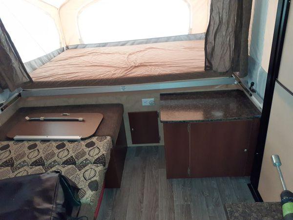 2014 Coachman Clipper pop up camper