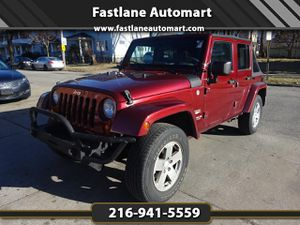 2007 Jeep Wrangler for Sale in Cleveland, OH