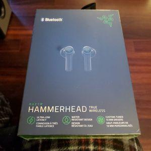 Razer Hammerhead True Wireless Earbuds for Sale in Oakbrook Terrace, IL