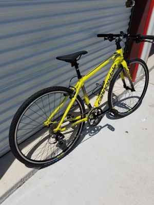 Cannondale hybrid mountain bike small for Sale in Houston, TX