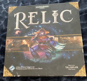Relic Board Game for Sale in Castle Rock, CO