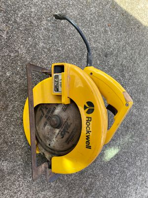 Rockwell saw for Sale in Everett, WA