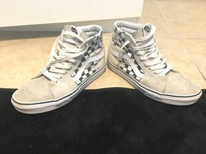 Vans by tops for Sale in Pompano Beach, FL