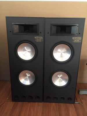 DIGITAL PRO AUDIO Speakers DPA 210T for Sale in Lakewood, WA