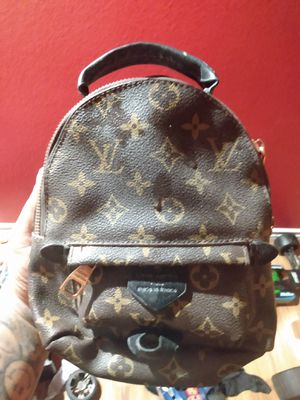 Louis Vuitton backpack mini for Sale in Los Angeles, CA