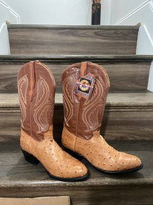 MENS COWBOY BOOTS for Sale in Frederick, MD