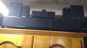 Amplifier sister y radio for Sale in Phillips Ranch, CA
