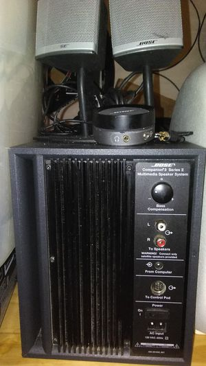 Bose home surround sound system for Sale in Gresham, OR