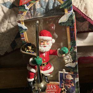 Christmas Santa for Sale in Talihina, OK