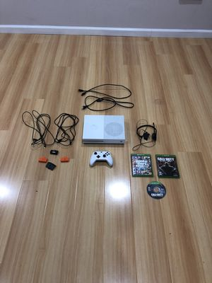 Xbox One S bundle for Sale in Cleveland, OH