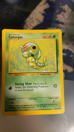 Caterpie for Sale in Portland, OR