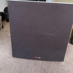 Polk Audio Speakers Reciever for Sale in Las Vegas, NV