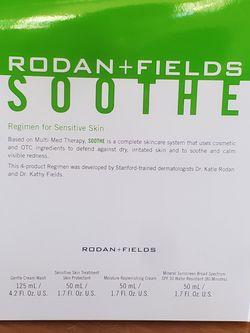 Rodan + Fields Soothe Skincare Kit for Sale in Pasadena,  CA