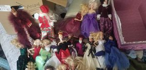 Barbies Disney and other all for 80 for Sale in Duarte, CA