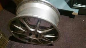 5 LUG 17 INCH ALLOY RIMS(4pcs) - $125 for Sale in East Providence, RI