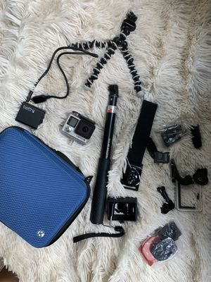 GoPro Hero4 Black + Accessory for Sale in Atlanta, GA