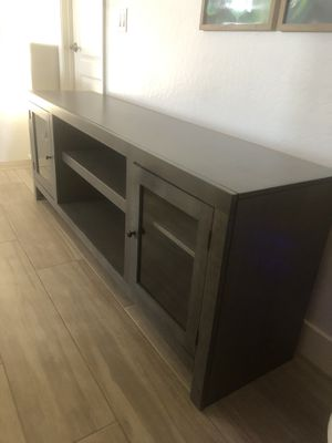 Desk Table - Gray 72Lx16.5Dx27H for Sale in Gilbert, AZ