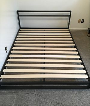 Mercury Row Rhoton Platform Bed Frame for Sale in Louisville, KY