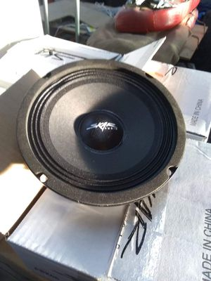 "Skar Audio 6.5"" speakers new for Sale in TEMPLE TERR, FL"