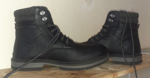 Work boots steel toe 10 1/2 for Sale in Salt Lake City, UT