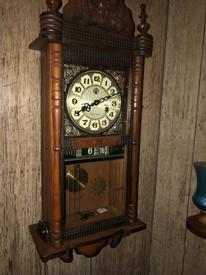 Nice wooden clock for Sale in York, PA