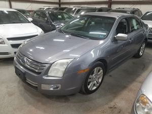 2007 ford fusion clean leather loaded 180k miles for Sale in Farmington Hills, MI