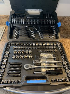238 Piece Mechanics Tool Set BRAND NEW in a sturdy Carry Case for Sale in Port Richey, FL