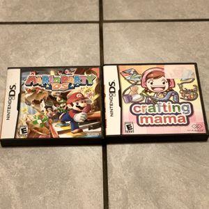 Nintendo DS Games - $25 for Sale in Glendale, AZ