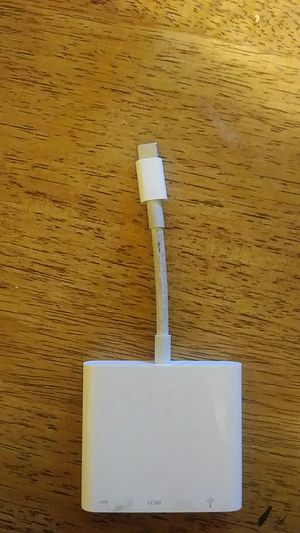 Apple HDMI connector for Sale in Santa Ana, CA