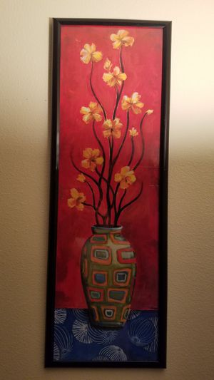 Framed picture wall decor for Sale in Phoenix, AZ